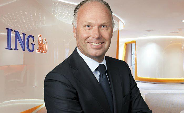 Ist Vorstandsvorsitzender der ING-Diba sowie ING-Chef für Deutschland, Österreich und Tschechien: Nick Jue