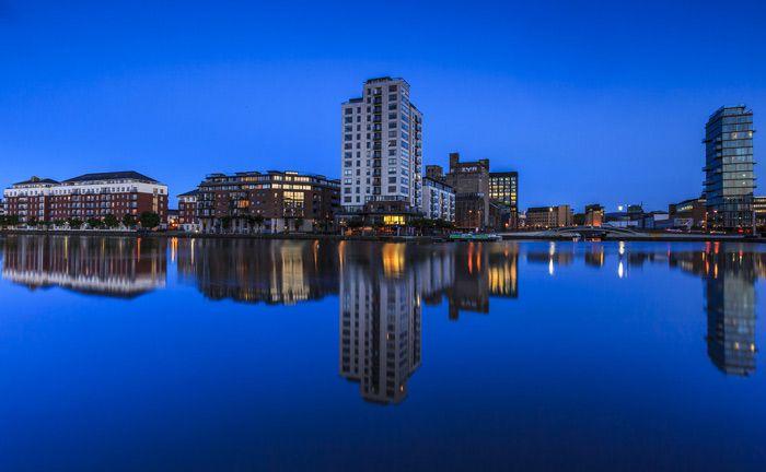 Die Investmentgesellschaft Van Eck Investments bündelt ihre aktiven und passiven Fonds in Dublin|© Pixabay