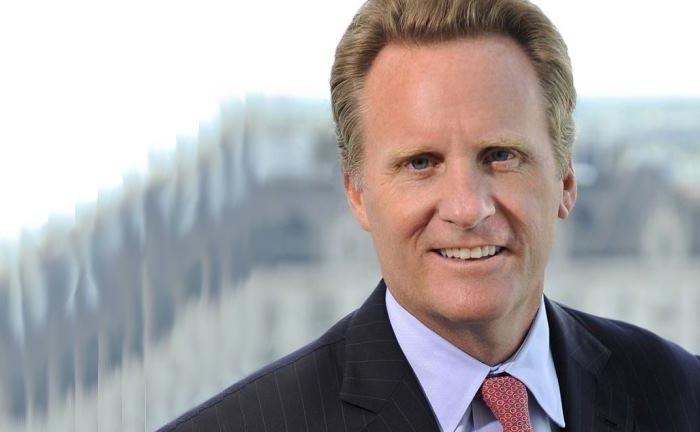 Sein Unternehmen will sich stärker auf dem deutschen Markt engagieren: Stuart Parker, Präsident und Vorstand von PGIM Investments.
