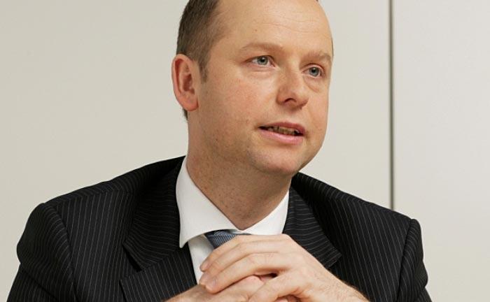 Wechselte vor einem halben Jahr von der Deutsche Asset Management zu Berenberg: Investmentchef Henning Gebhardt