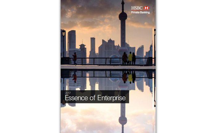 """Bescheinigt dem Unternehmertum einen Wandel der Prioritäten: Die HSBC-Studie """"Essence of Enterprise"""""""