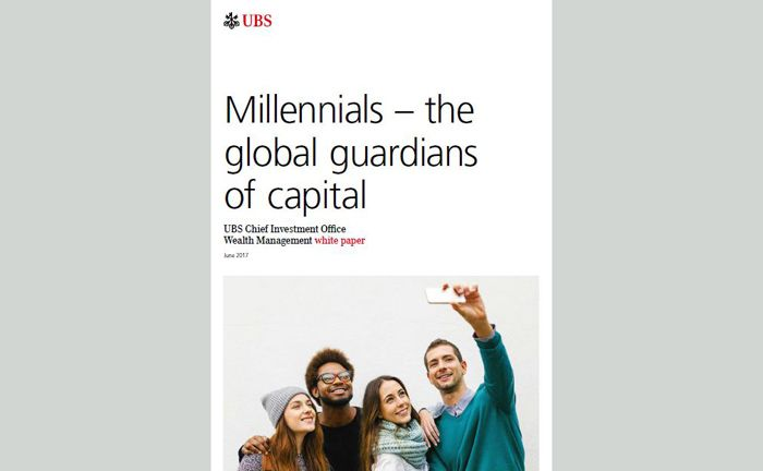 "Durchleuchtet die Kundengruppe der vermögenden Millennials bis ins Detail: Das Weißbuch ""Millennials – the global guardians of capital"" von UBS Wealth Management"
