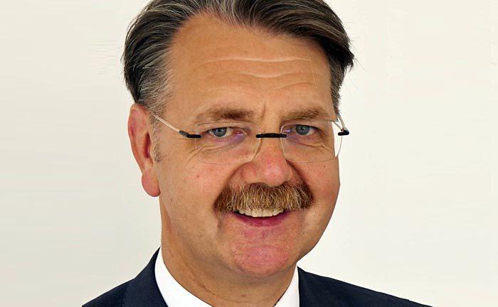 Sitzt künftig als Schatzmeister im Vorstand des FPSB Deutschland: der Bochumer Steuerberater Klaus Michalowski