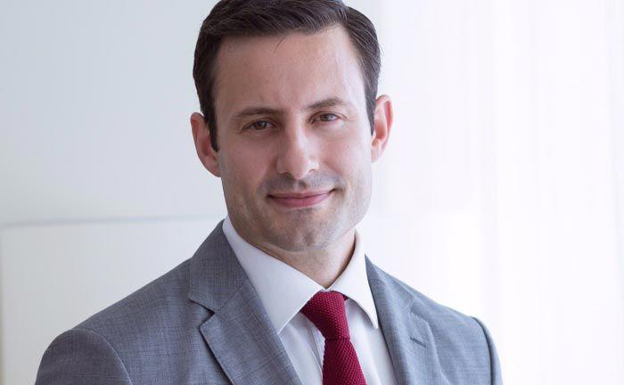War bei Amundi Alternative Investments Investmentchef und verantwortlich für alternative Vermögenswerte institutioneller Kunden: Heinrich Merz