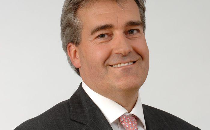 Ist Gründer und Chef der Globalance Bank: Reto Ringger