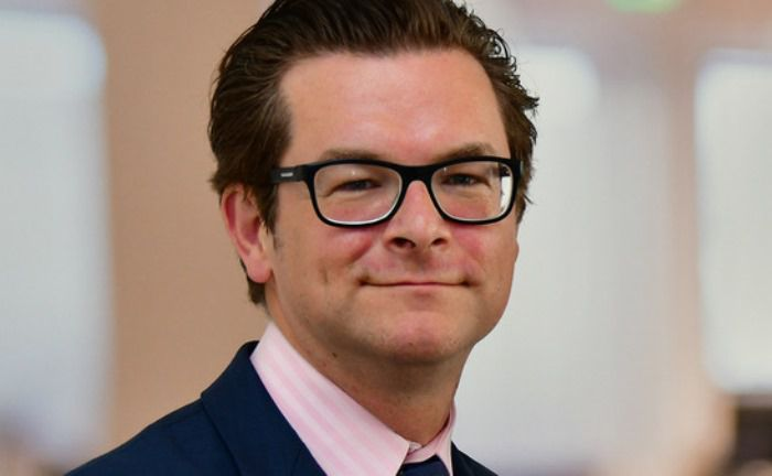 Gründungsmitglied und Geschäftsführer von Werthstein: Bastian Lossen, ehemaliger Marketing-Chef der Credit Suisse
