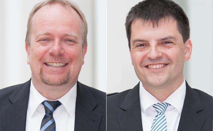 Thomas Hartauer (l.) und sein Kompagnon Andreas Roth|© CAV Partners