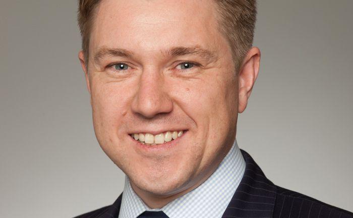 Gehört zum Multi-Asset-Team der Fondsgesellschaft Aberdeen: Simon Fox