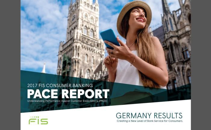 "Screenshot des  ""FIS Consumer Banking Pace Report 2017"""