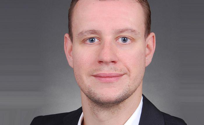 Ist zusammen mit Michael Busse Fondsinitiator des Mischfonds Fokus Fund Germany Plus: Sascha Gebhard
