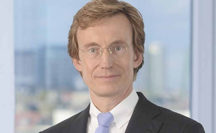 Verantwortet als Vorstand der KVG das Portfoliomanagement: Martin Herkenrath|© OMEGA Immobilien Gruppe / Lutz Voigtländer, Fröbus GmbH
