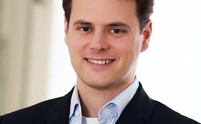 Ist Gründer und Chef des Hamburger Fintechs Deposit Solutions: Tim Sievers