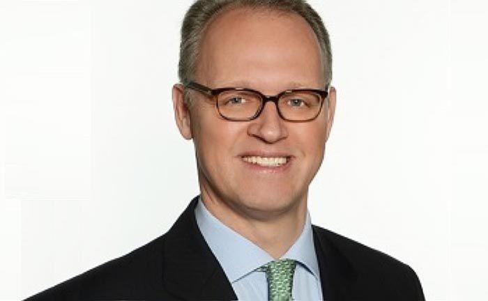 Kommt vom Immobilienspezialisten Jones Lang Lasalle: Eberhard Schwarz