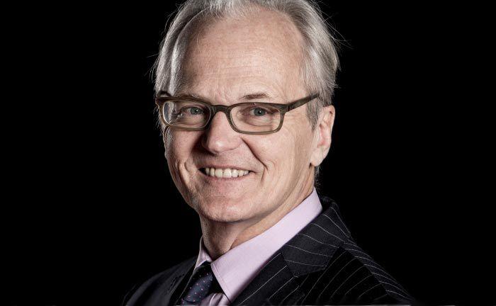 Verlässt sich beim Anlegen auf Computermodelle: Winton-Gründer und Vorstand David Harding|©  Winton Capital Management
