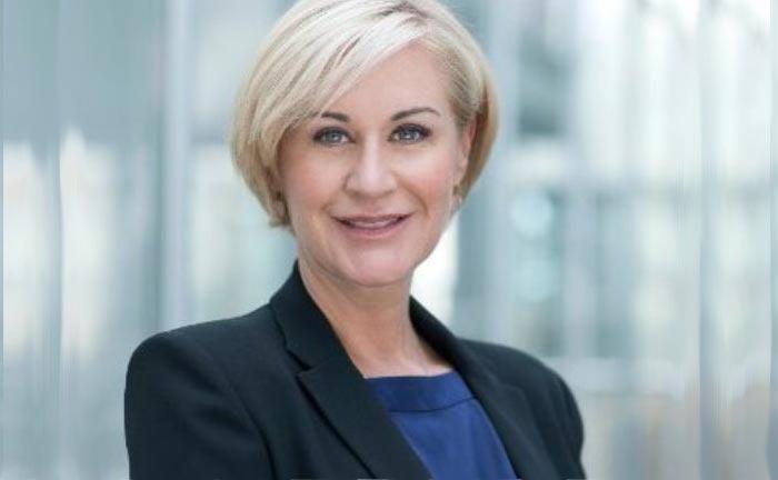 Mögliche neue Deutschlandchefin der Schweizer Großbank UBS: Barbara Rupf Bee