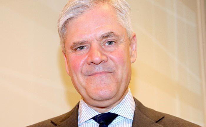 Spricht sich Verhältnismäßigkeit der Regulierung aus: Bundesbank-Vorstand Andreas Dombret