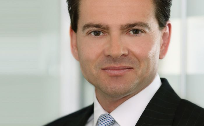 Übernimmt zum 1. August das institutionelle Geschäft Kontinentaleuropas beim US-Vermögensverwalter Blackrock: Christian Staub