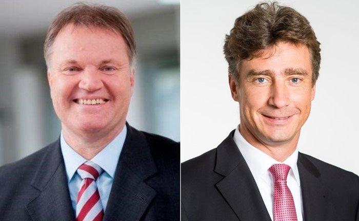 Zwei der Neuzugänge bei der Deutschen Oppenheim Family Office: Wolfgang Hempler (links) und Stefan Rath|© Deutsche Oppenheim
