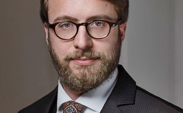 Hatte die Idee zum Blockchain-Bundesverband: Marcus Ewald von der Unternehmensberatung Ewald & Rössing