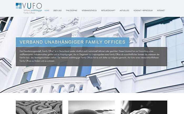 Hat es sich zur Aufgabe gemacht, die Kultur eines interessenkonfliktfreien Family Offices zu fördern: Der Verband unabhängiger Family Offices (Vufo)