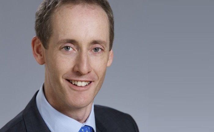 Sucht nach den Unternehmen mit den höchsten ESG-Ratings: Fondsmanager Matt Jones