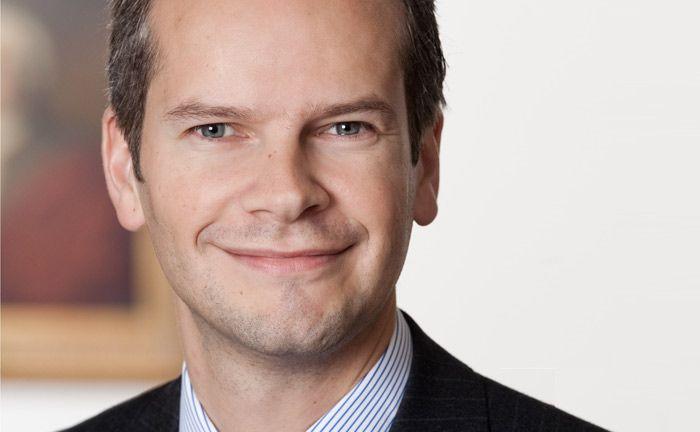 Künftig nicht mehr für die Berenberg Bank tätig: Oliver Holtz
