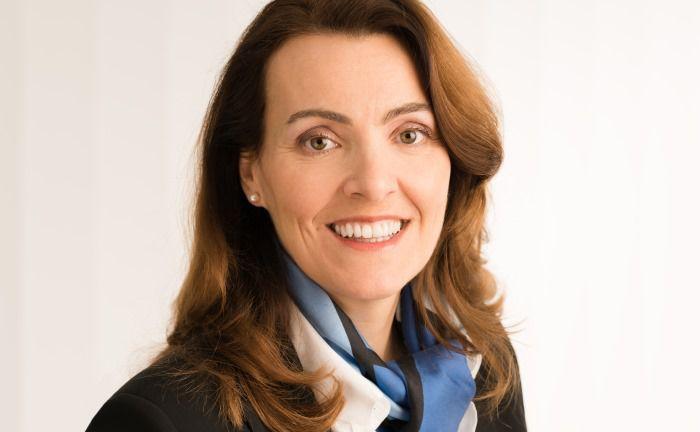 Startete ihre Karriere 1998 bei der Berliner Volksbank: Marija Kolak