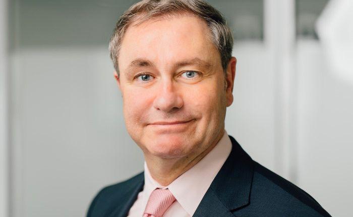 Nennt den Start des Fonds einen wichtigen Schritt für Swiss Life: Ingo Hartlief, Sprecher der Geschäftsführung