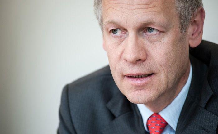 Sprecher der Geschäftsführung und Gründer von Acatis: Hendrik Leber