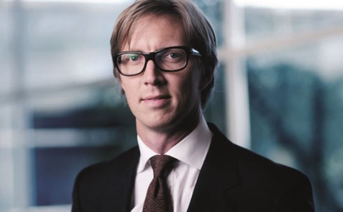 Andreas Dankel, Chief Portfolio Manager des Danske Invest Nordic Corporate Bond Fonds