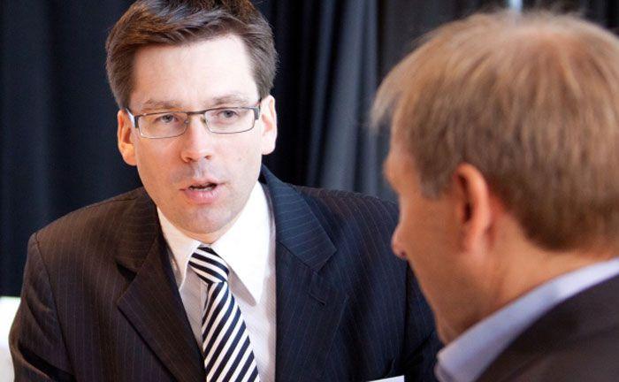Wechselt zur Fondsgesellschaft Aviva Investors: Markus Bertl