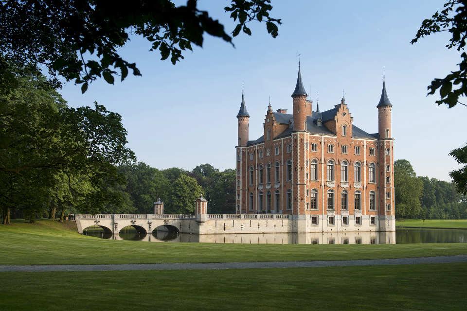 Wasserschloss für 25 Millionen Euro