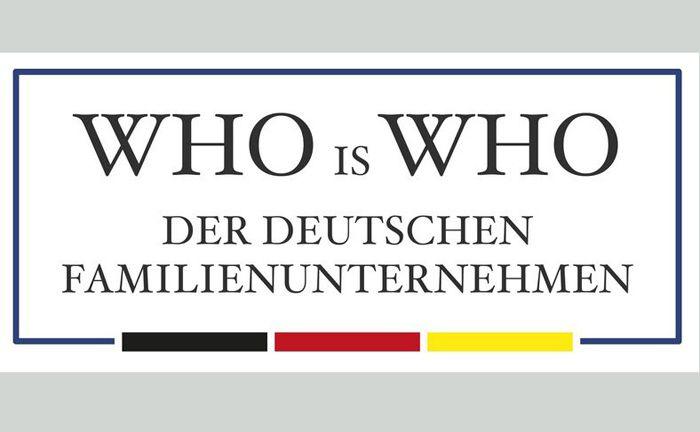 """Das Online-Portal """"Die deutsche Wirtschaft"""" hat ein Who is Who der deutschen Familienunternehmen erstellt"""