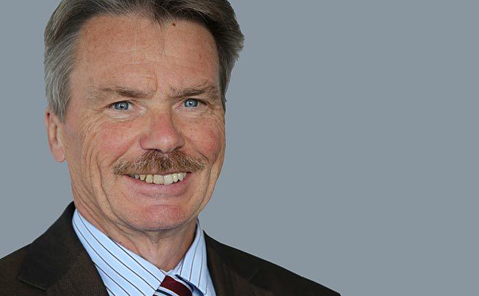 War anderthalb Jahre Geschäftsführer bei Inprimo Invest: Gerhard Rosenbauer