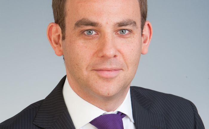 Ist Geschäftsführer Hotel Fund Management bei Invesco Real Estate: Mark Socker