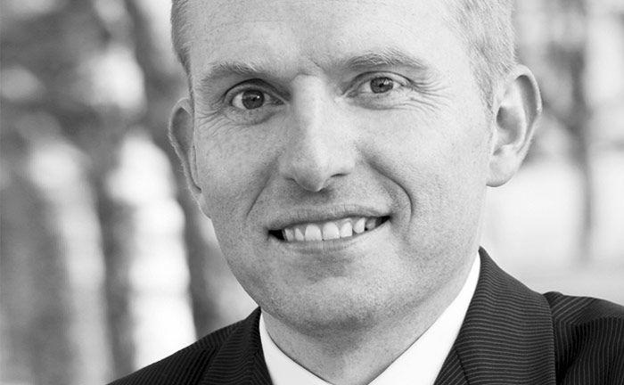 Einer der beiden Fachautoren: Peter Klenk von der Beratungsgesellschaft Zeb