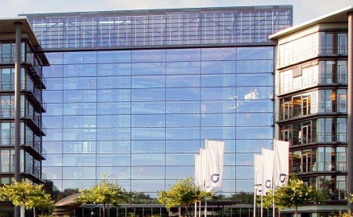 Zentrale der Apobank in Düsseldorf