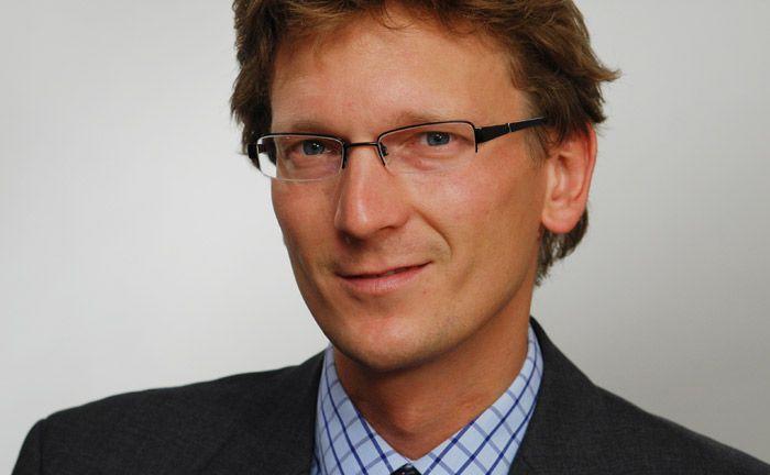 Georg Kaaserer ist Finanzanalyst bei Merck Finck Privatbankiers