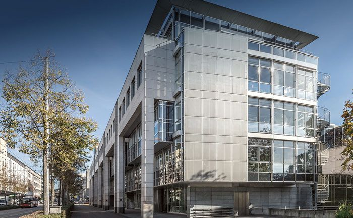 Hauptsitz der Schweizer Finanzaufsicht (Finma) in der Laupenstrasse in Bern