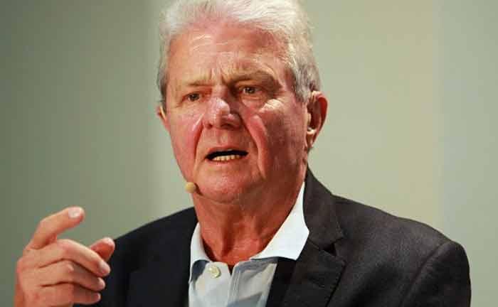 Rangiert auf der Forbes-Liste der vermögendsten Personen weltweit auf Rang 140: SAP-Mitgründer Dietmar Hopp