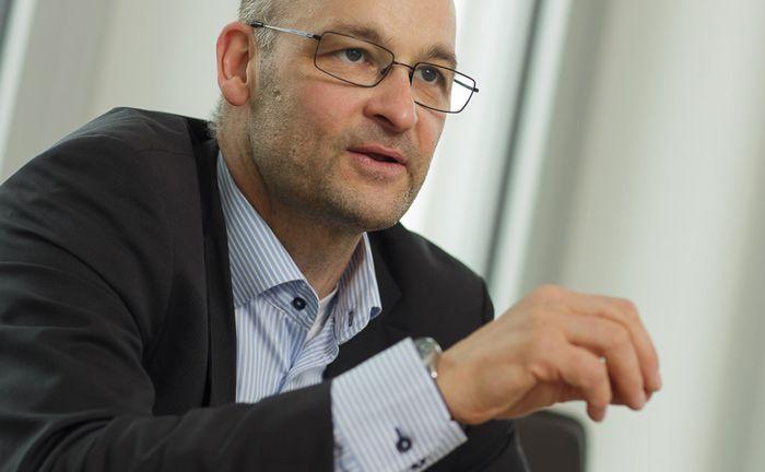 Leitet das operative Geschäft des Robo Advisors Visualvest: Olaf Zeitnitz