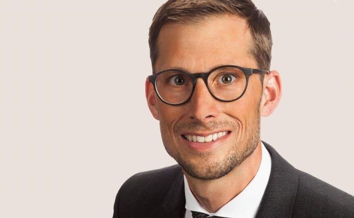 Ist seit Oktober 2011 im Private Banking der Raiffeisenbank Kempten-Oberallgäu tätig: Tobias Brack