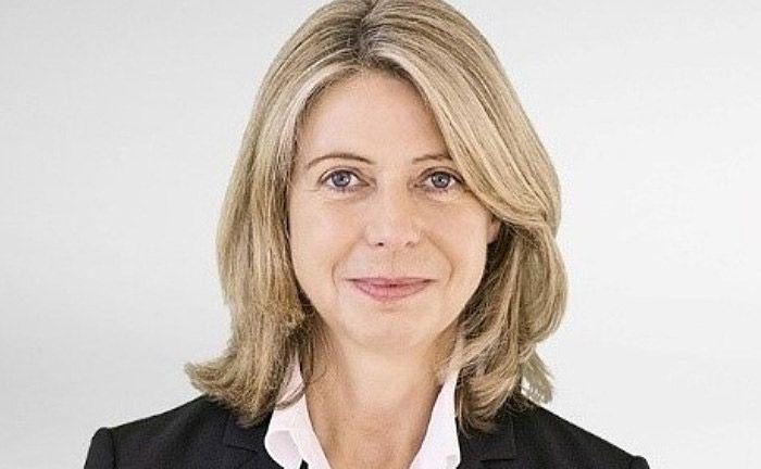 """Anja Mikus, Vorstandsvorsitzende der Stiftung """"Fonds zur Finanzierung der kerntechnischen Entsorgung"""""""