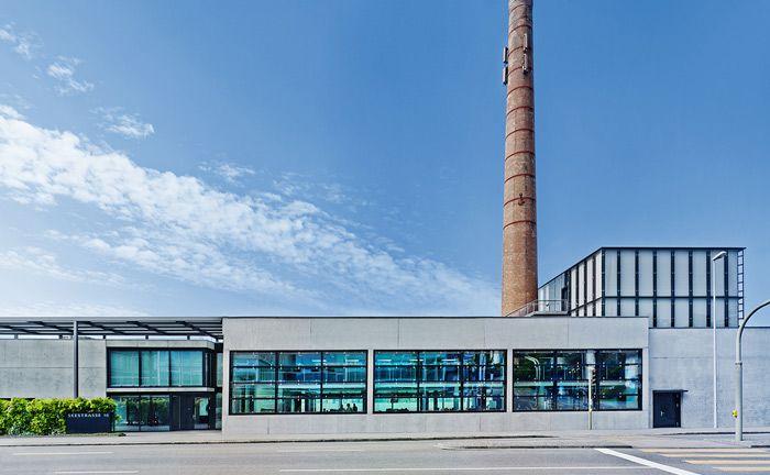 Hauptsitz der Bellevue-Gruppe in Küsnacht/Zürich