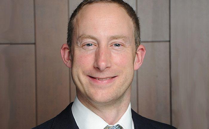 Ist bei Blackrock Co-Leiter des iShares-Vertriebs in der Region Europa, Naher Osten und Afrika (EMEA): Fergus Slinger