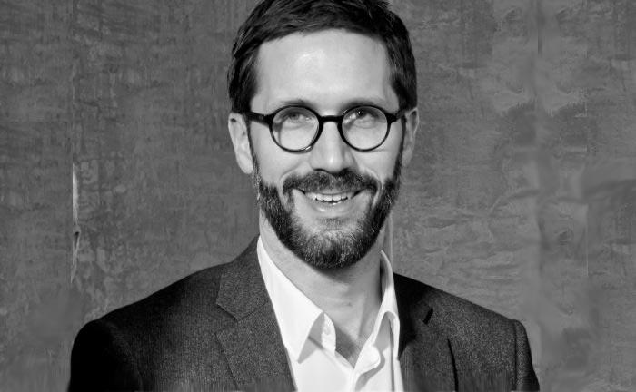 Chris Bartz, Mitgründer des Berliner Spezialdienstleisters Elinvar