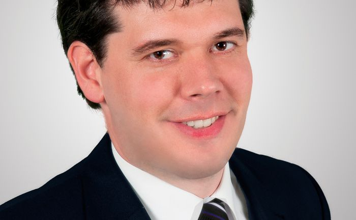 Steigt zum Partner der Vermögensverwaltung GVS Financial Solutions auf: Manuel Peiffer