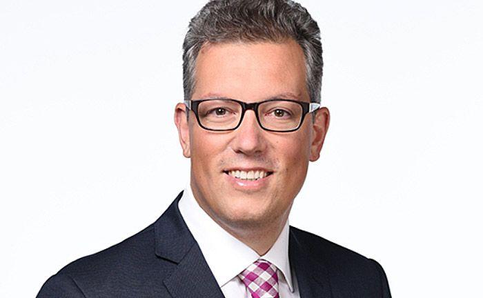 Kommt von der Beratungsgesellschaft Crowe Kleeberg Real Estate: Alexander Lehnen