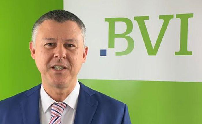 Leitet die Abteilung Steuern, Altersvorsorge und Statistik beim deutschen Fondsverband BVI: Peter Maier