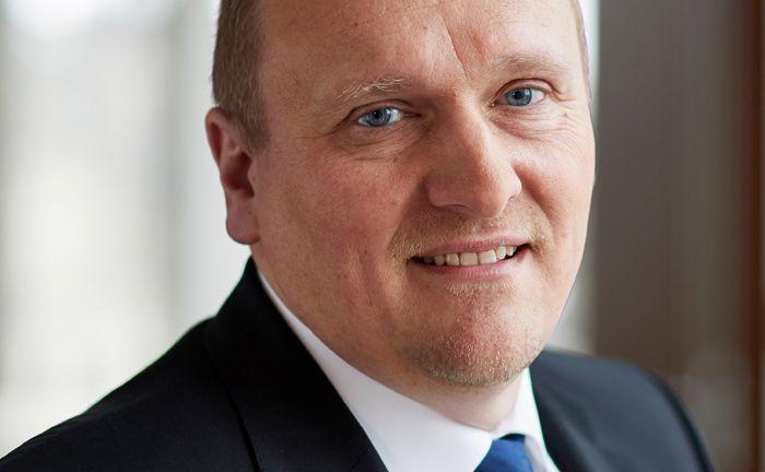 Ist seit November 2016 Vorstandsvorsitzender der Bremer Landesbank: Christian Veit